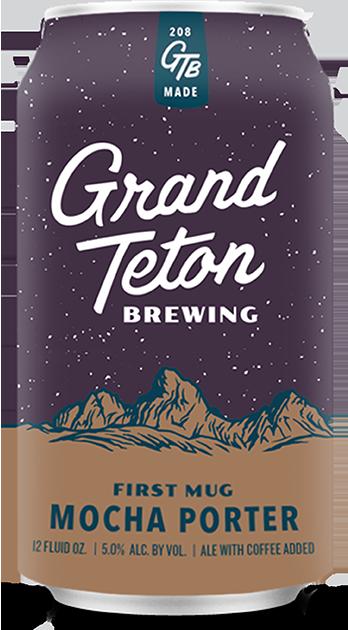 Grand Teton First Mug Can