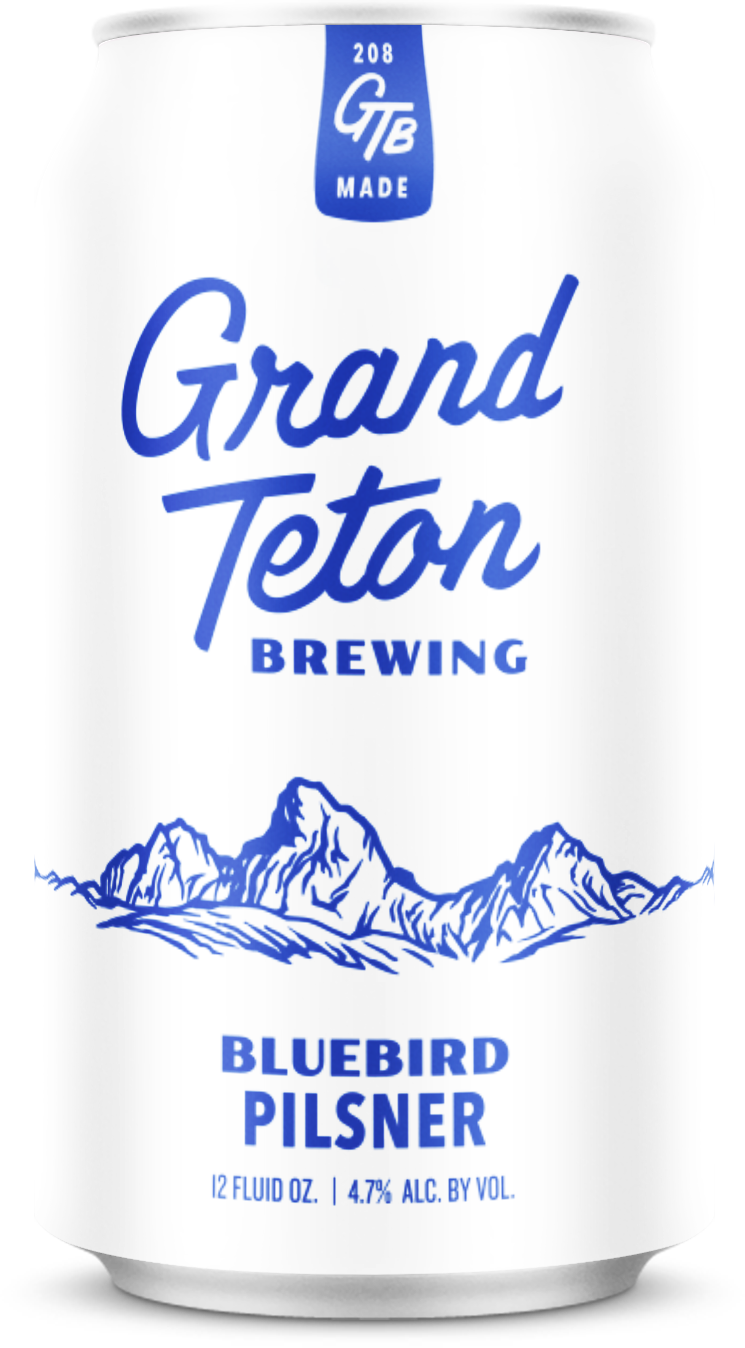 Grand Teton Bluebird Pilsner