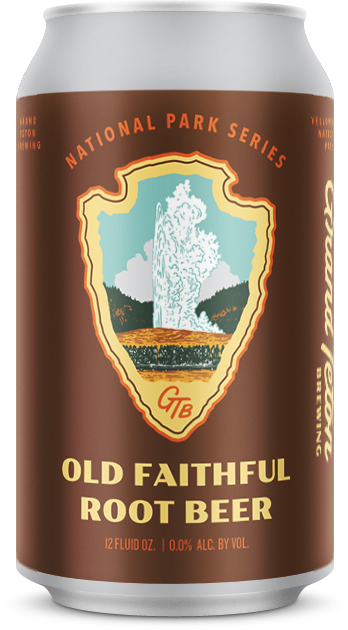 Grand Teton Old Faithful Root Beer