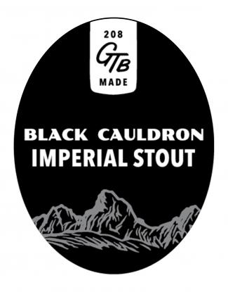 Black Cauldron Imperial Stout