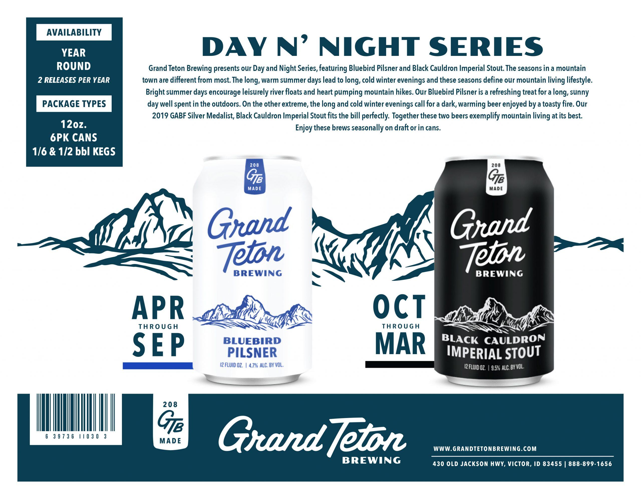 Day N' Night Series
