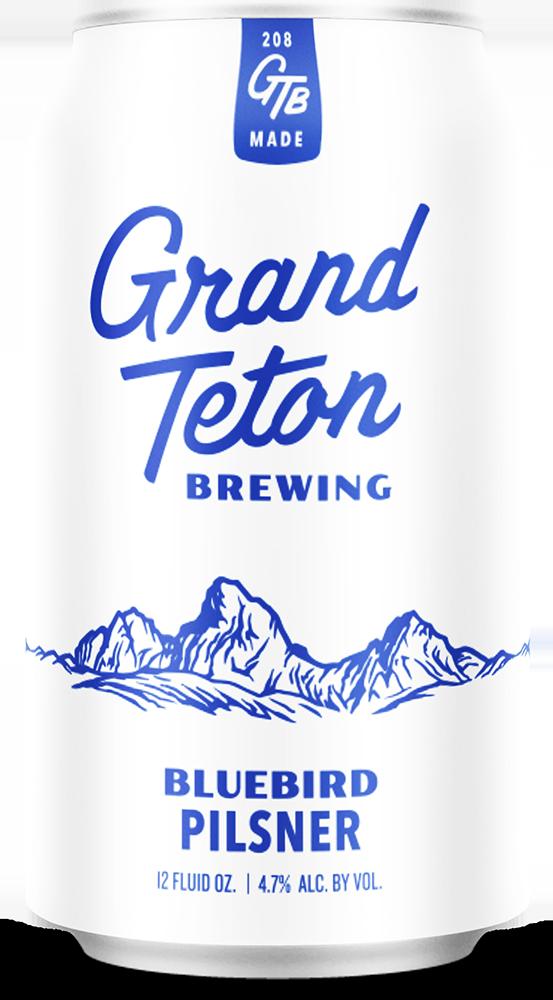 Grand Teton Bluebird Pilsner