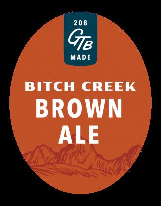 Bitch Creek Tap Sticker