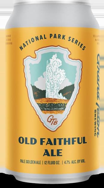 Grand Teton Old Faithful Ale